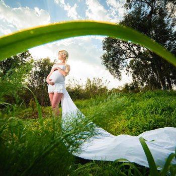 תמונות הריון מיוחדות בתל אביב