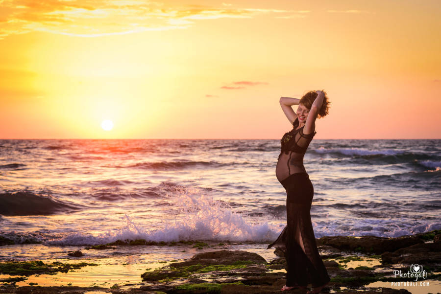צילום נשים בהריון