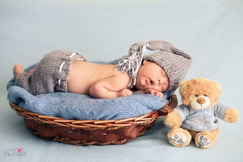 צילום תינוקות ניו בורן