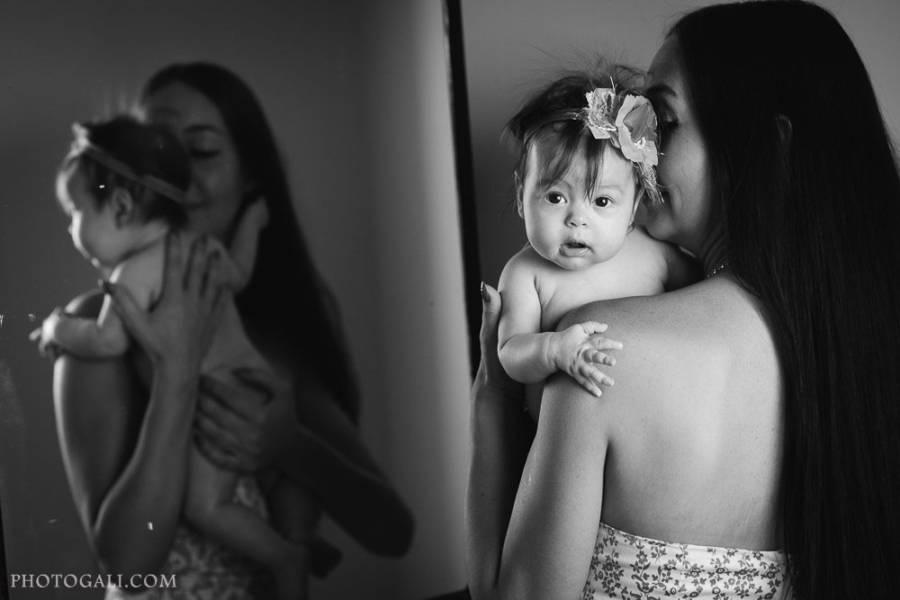צילומי תינוקות במרכז