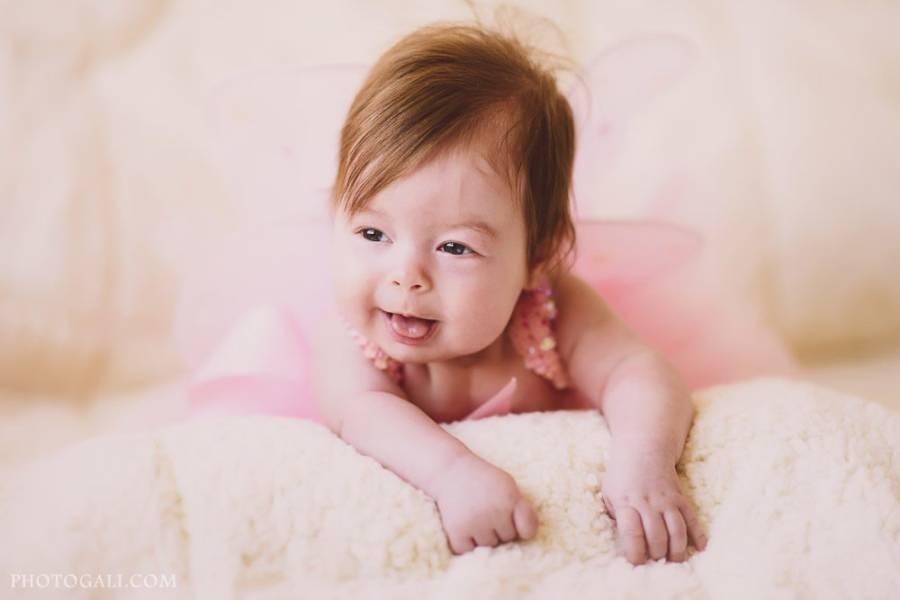 צלמת תינוקות