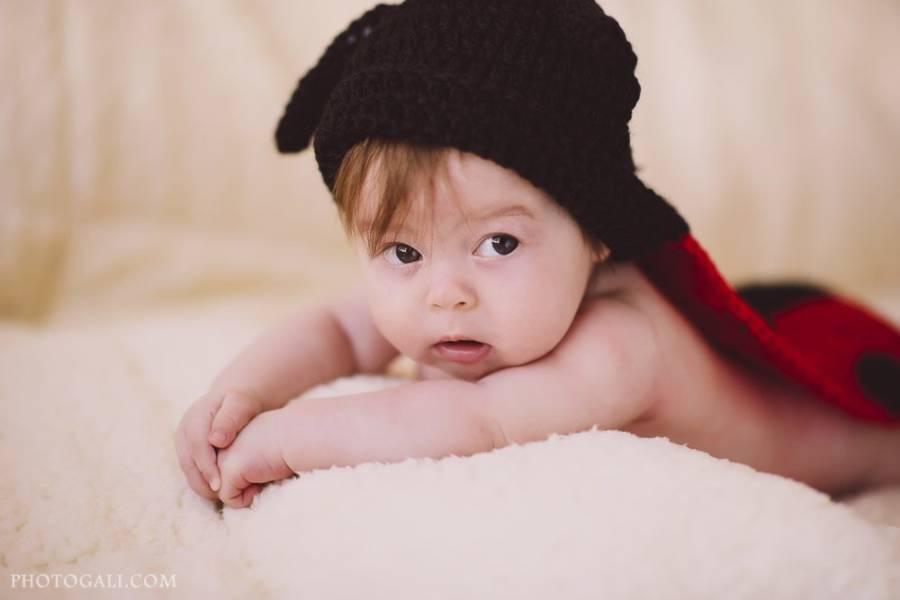 צילום תינוקות בבית