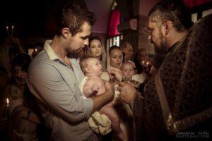 съемка крещения в яффо