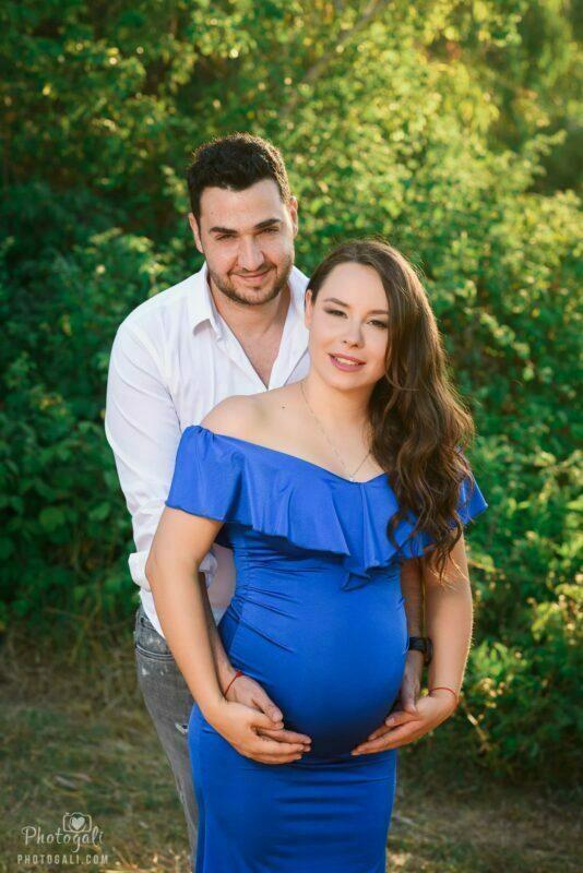 фотосессия беременной Израиль