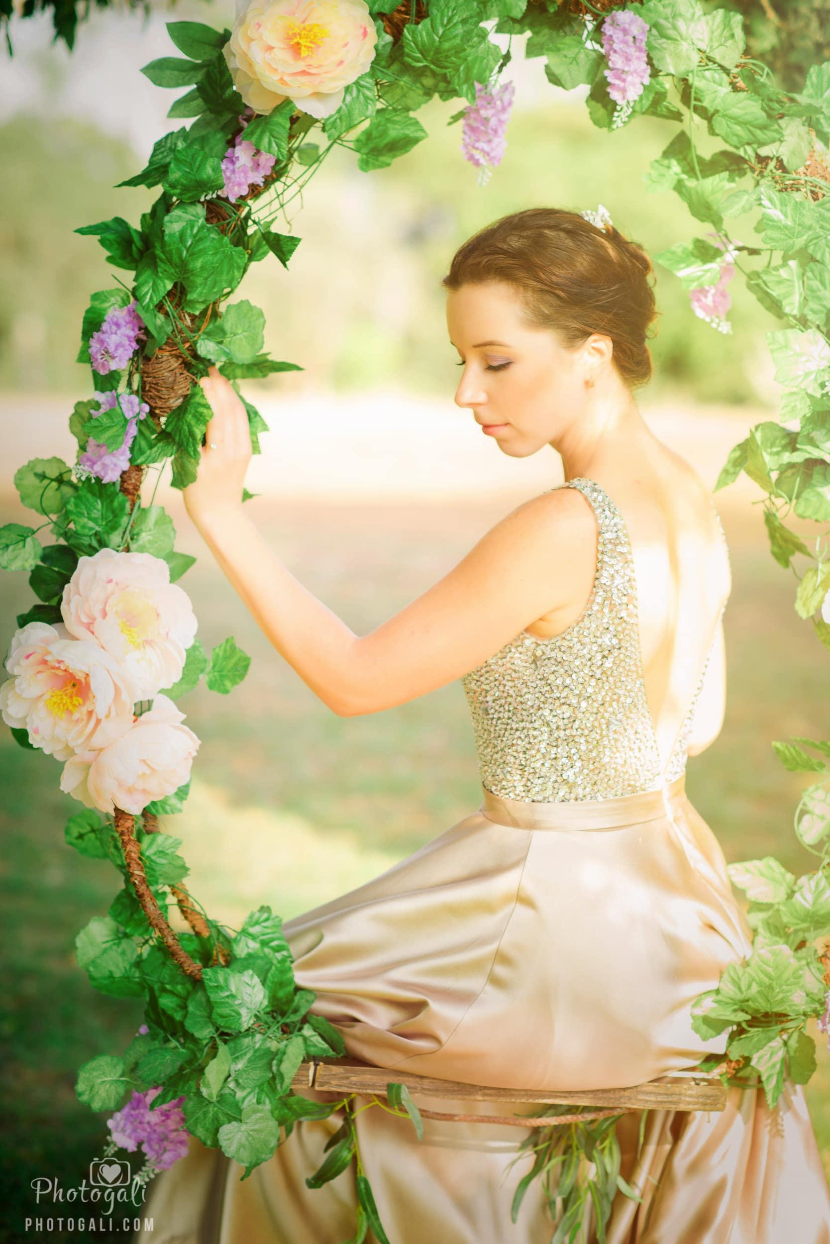 flower-swing