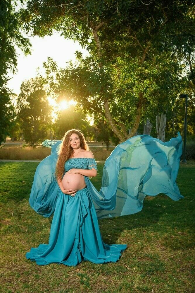 שמלות-לצילומי-הריון- (3)