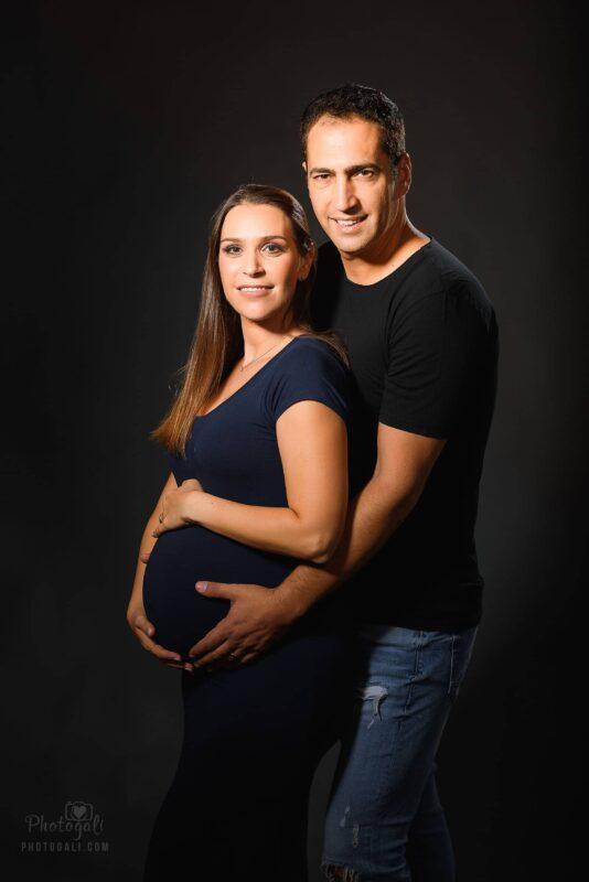 צילומי הריון בסטודיו - ליצור זיכרונות מרגשים