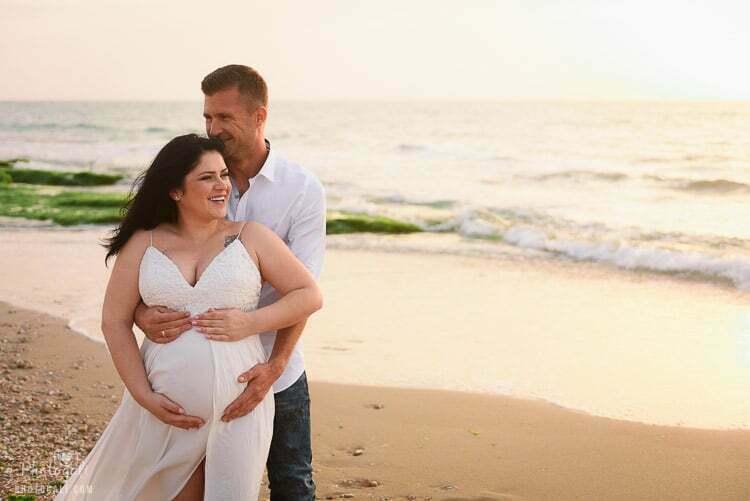צילומי הריון בטבע בלתי נשכחים