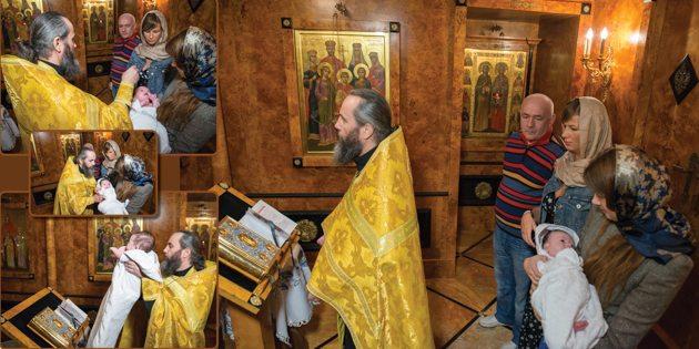 Фотограф крещения в Иерусалиме в Израиле
