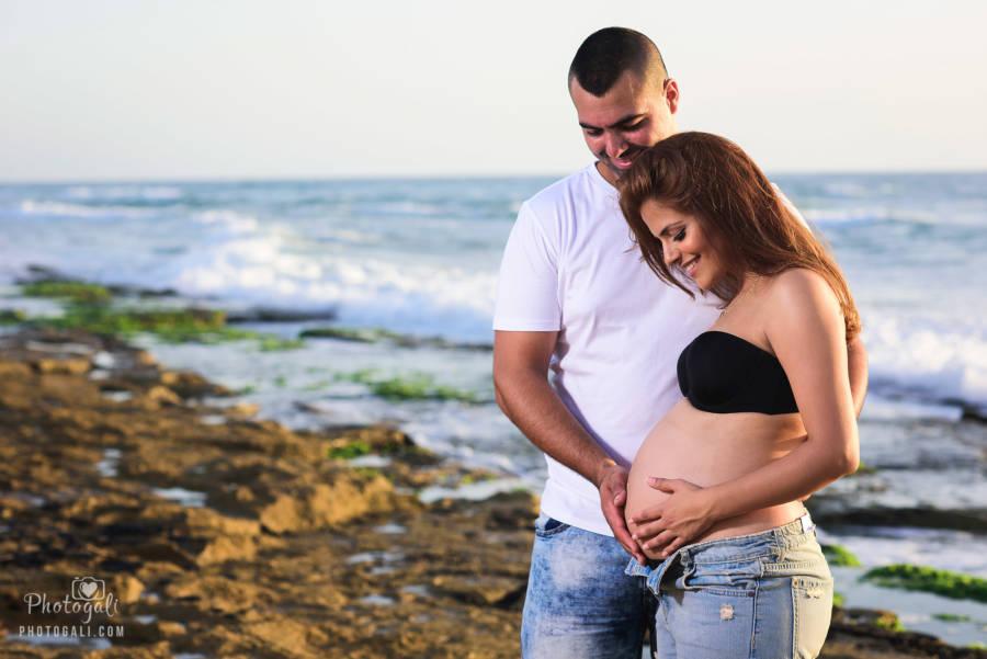 צילומי היריון עם בעל