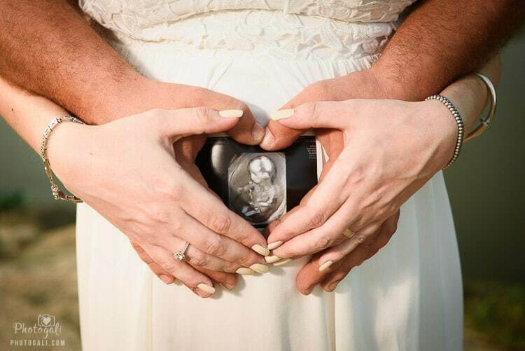 צילומי הריון ומשפחה בטבע - 13