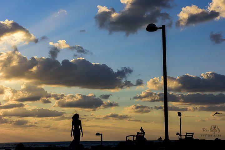 Senior photography session in Tel Aviv