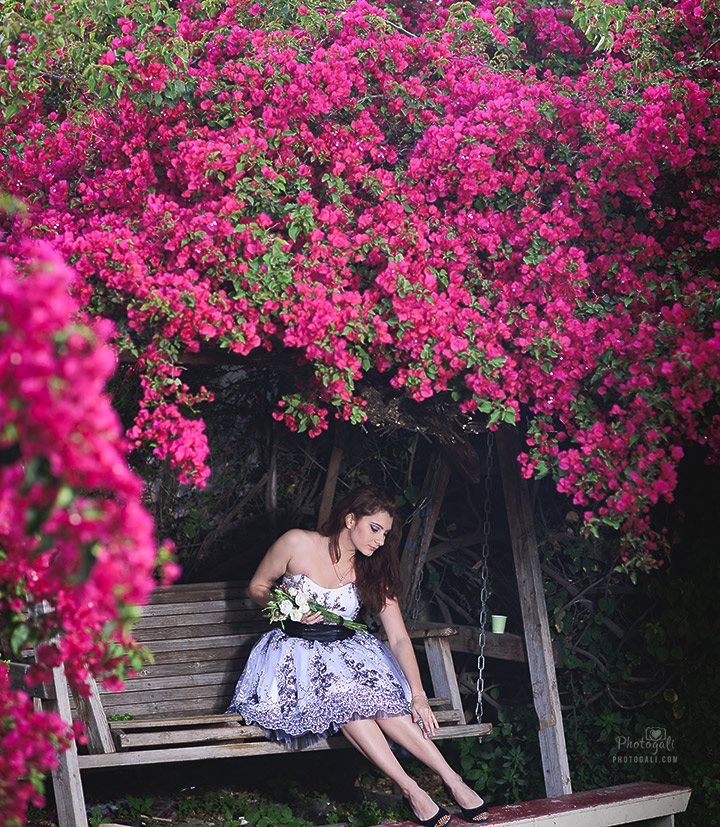 Фотосессия для девушек в Израиле